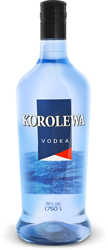 Vodka Korolewa 1750ml Pet x 6 un.